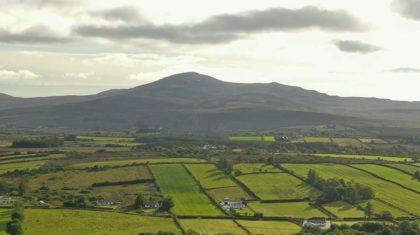 Donegal hillside